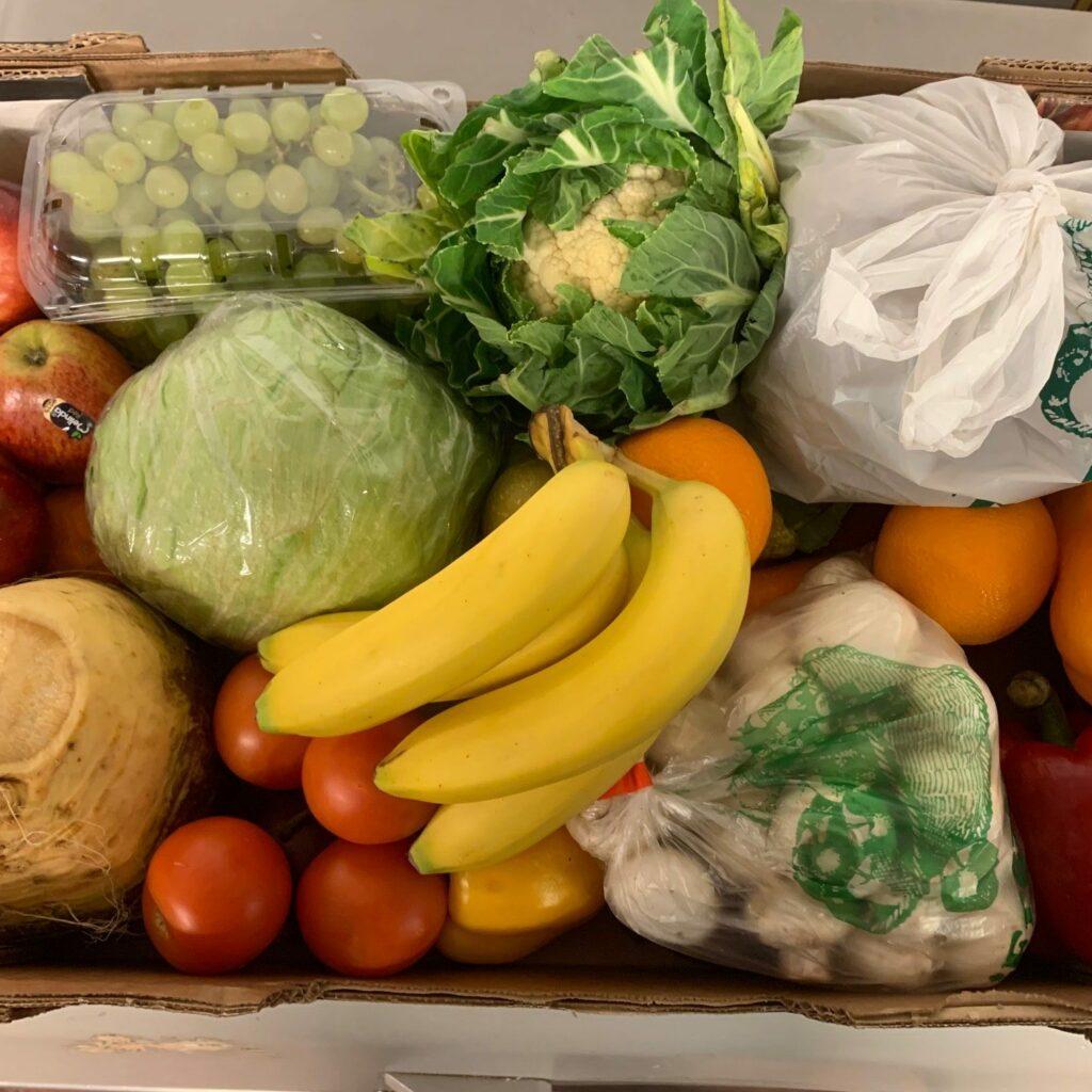 Speyfruit online fruit and veg fruit boxes