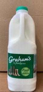 Grahams Semi Skimmed Milk